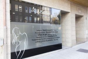 ALBA BESTILLEIRO, CENTRO DE ESTÉTICA