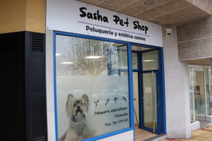 SASHA PET SHOP