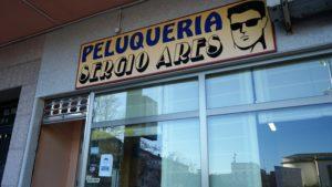 Peluquería Sergio Ares
