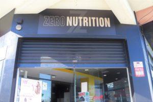 Zero Nutrición