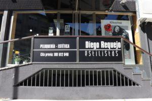 Estilistas Diego Requejo